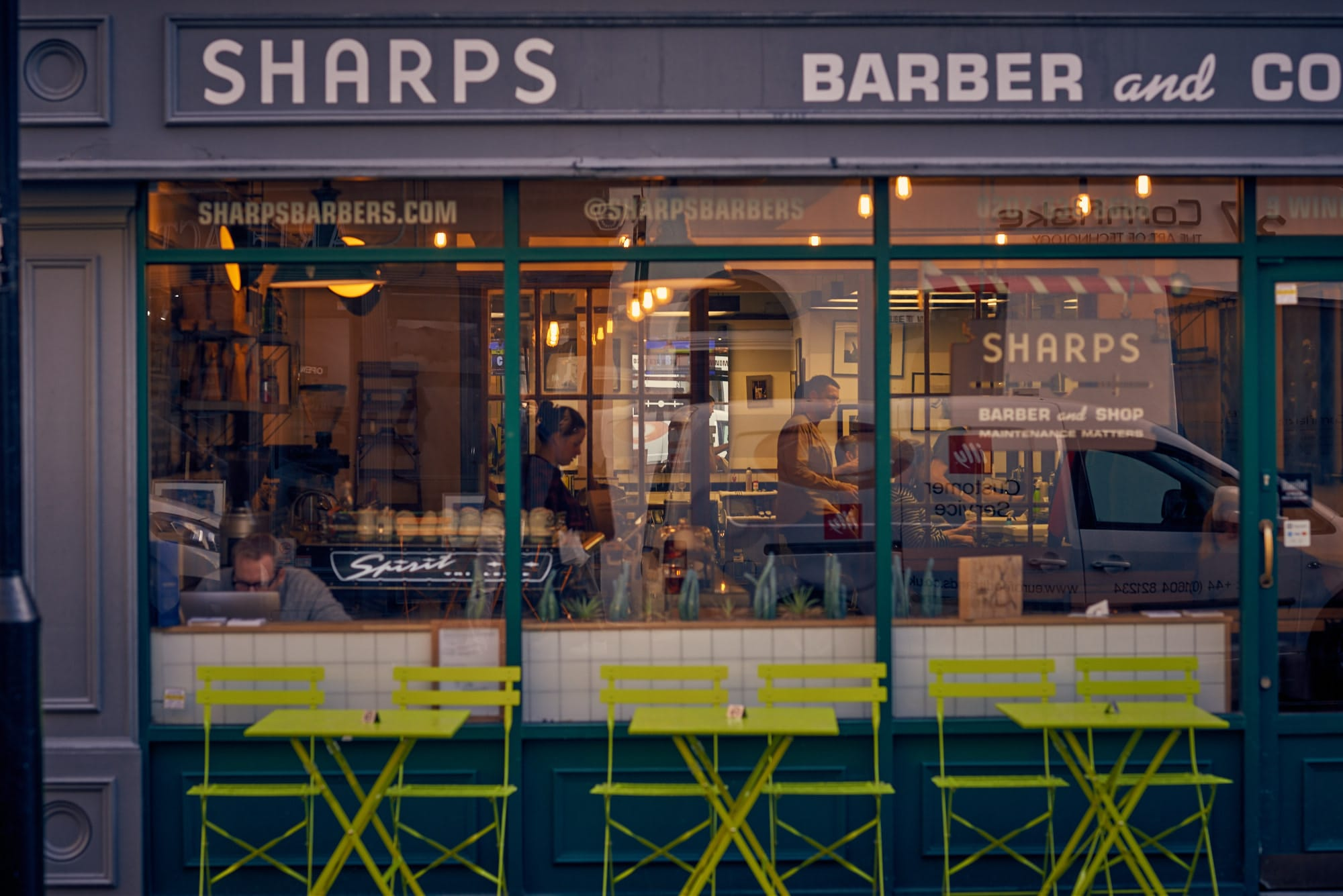 Sharps Barber & Shop